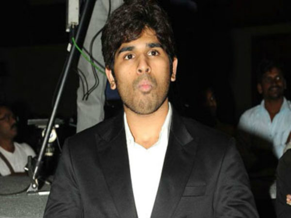 Why Allu Sirish not attending Kotha Janta promotion