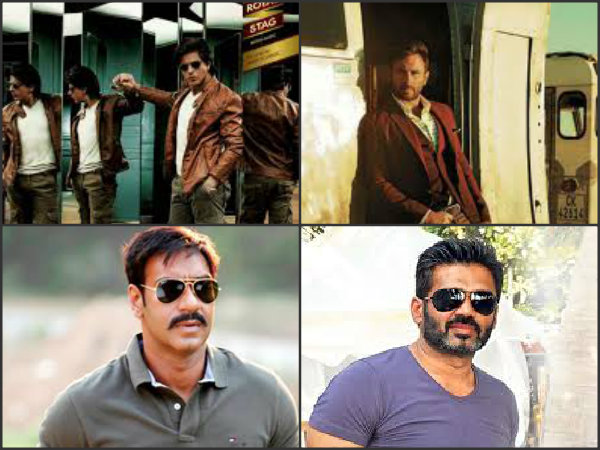 Shahrukh, Saif, Ajay Devgn Sunil Shetty: Court Notice Issued