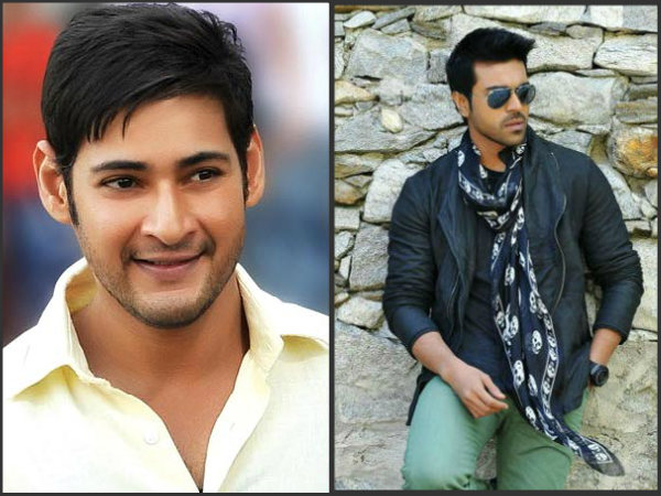Mahesh Babu and Ram Charan box office fight!