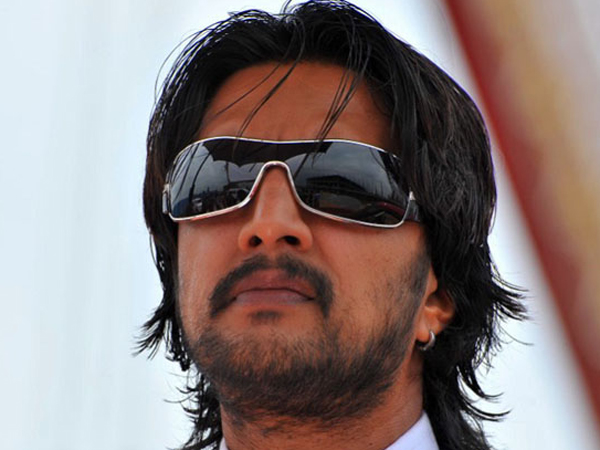 Sudeep clarified 'Lingaa' rumors