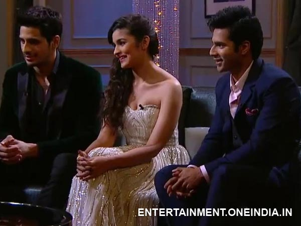 Shocking goof-ups on 'Koffee with Karan'