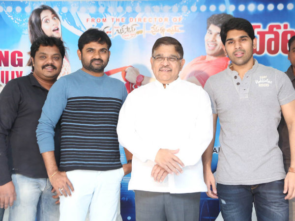 Geeta Arts another film in Maruthi's direction