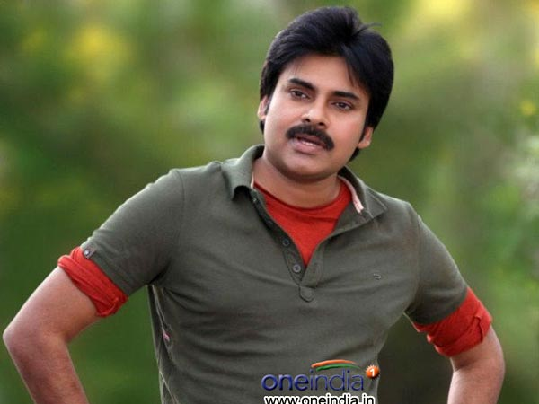 Pawan Kalyan playing Legend NTR role
