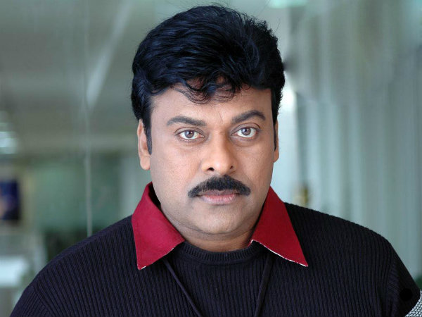 Chiranjeevi sweating it out in Gym