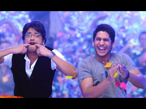 Manam (7 Days) First Week Collection At Box Office