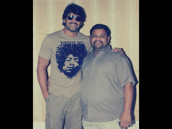 Prabhas State-wide Fans Association President is no more