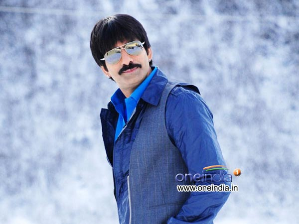 Raviteja croons for Power movie