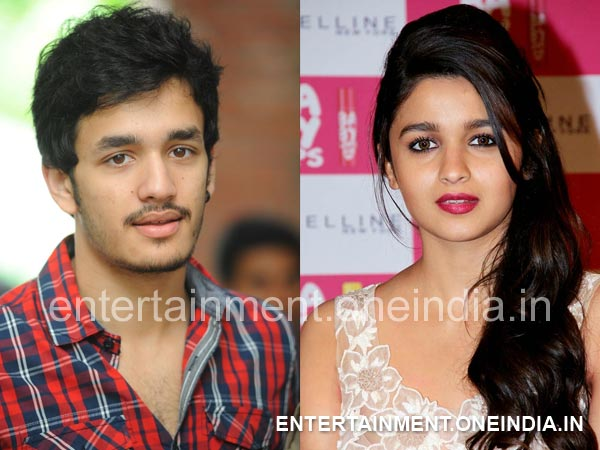 Alia Bhatt Shocking Comments On Akhil