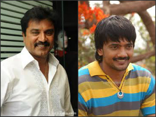 Sai Ram Shankar To Work With Sharath Kumar
