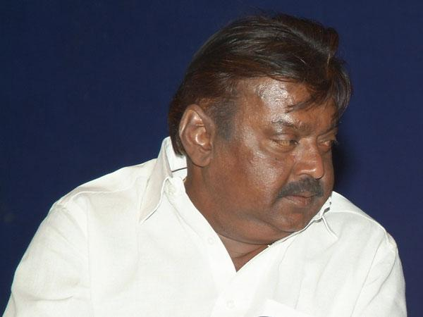 Vijayakanth want to quit acting