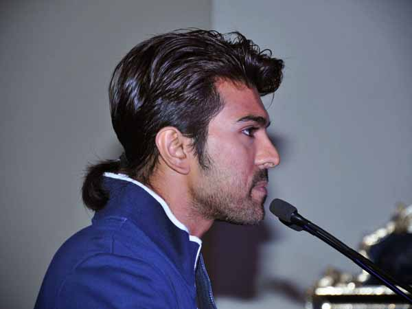 What did Mother-in-Law ask Ram Charan