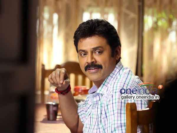 Venkatesh about his latest Drushyam