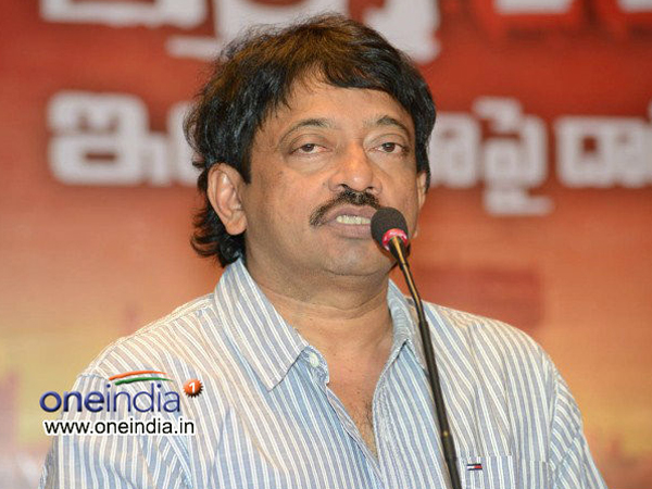 RGV about his Antham movie
