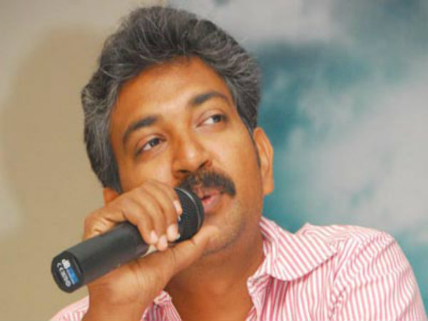 Rajamouli tweet about Samantha