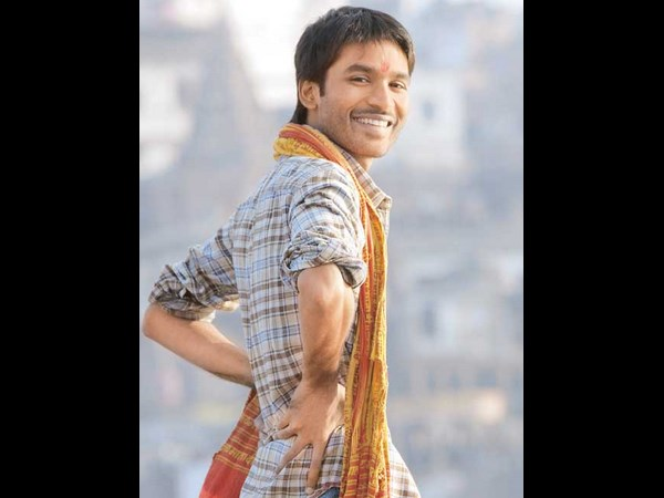 Dhanush without water for two days