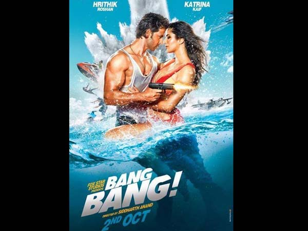 Hrithik Roshan's Bang Bang to release in three languages