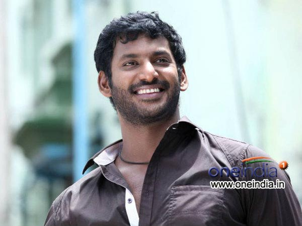 Vishal, Sundar C. Get Going Again
