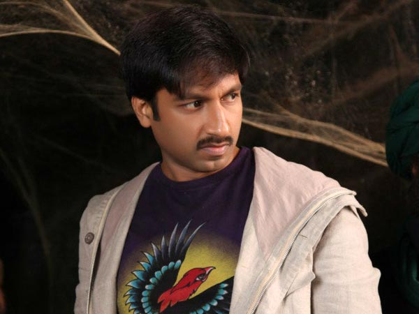 Gopichand -UV creations film titled?