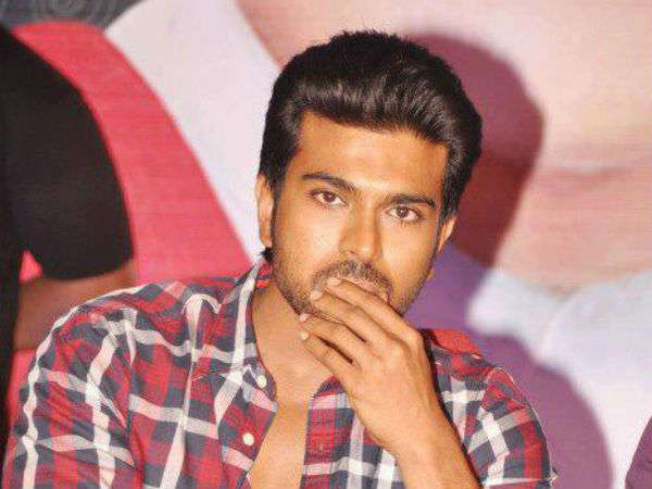 News About Charan,Srinu Vytla movie