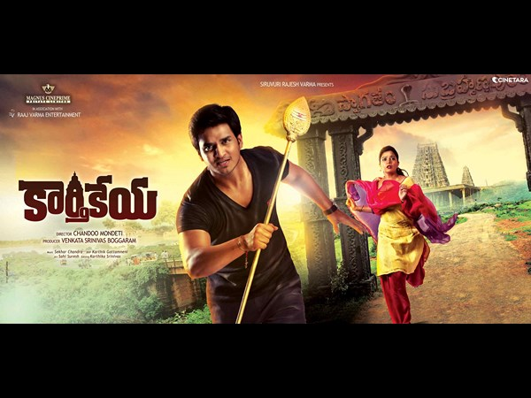 Nikhil's Karthikeya Satellite Rights Sold For A Record Price