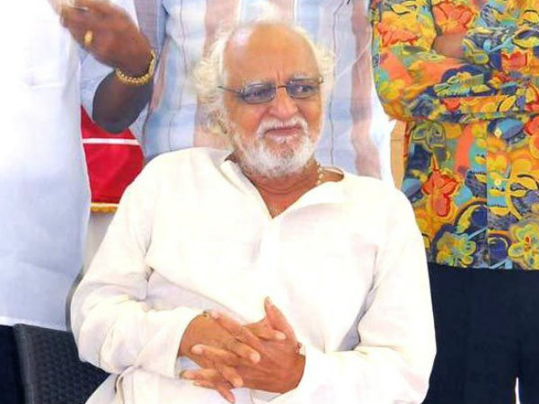 Telugu movie Dance master Mukku Raju passes away