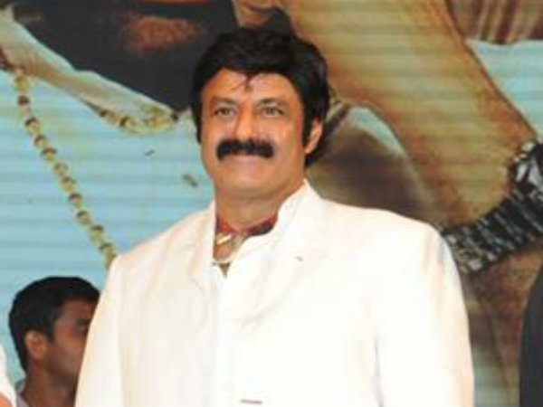 Balakrishna about his 100th movie
