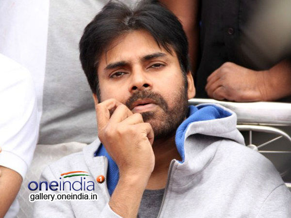 Pawan Kalyan Suffering From Back Pain