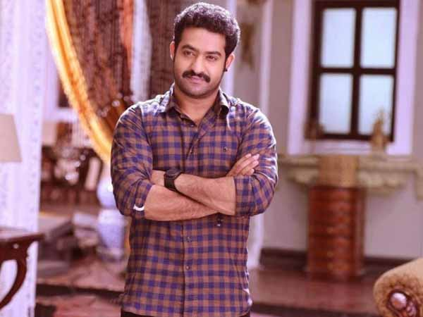 Jr NTR takes break for his son