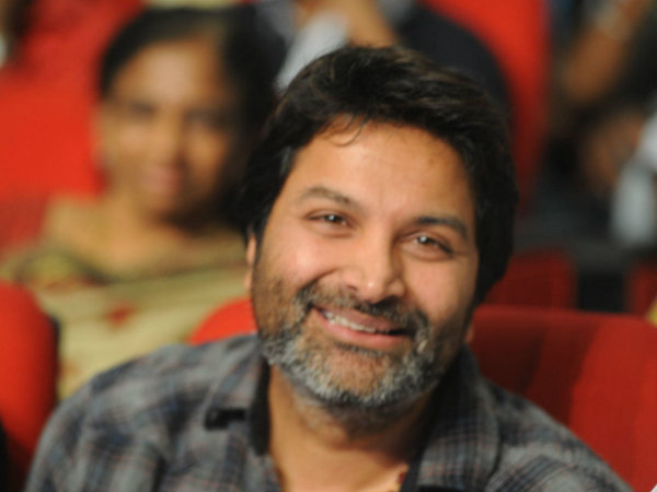 Bapu is a great thinker, But government treated him badly: Trivikram