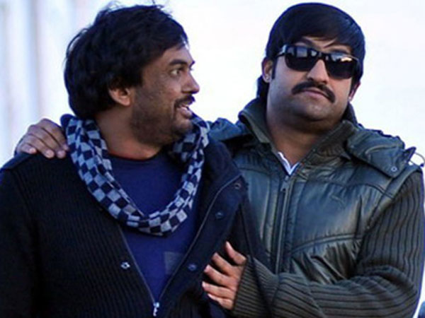 NTR-Puri cold War came to an End