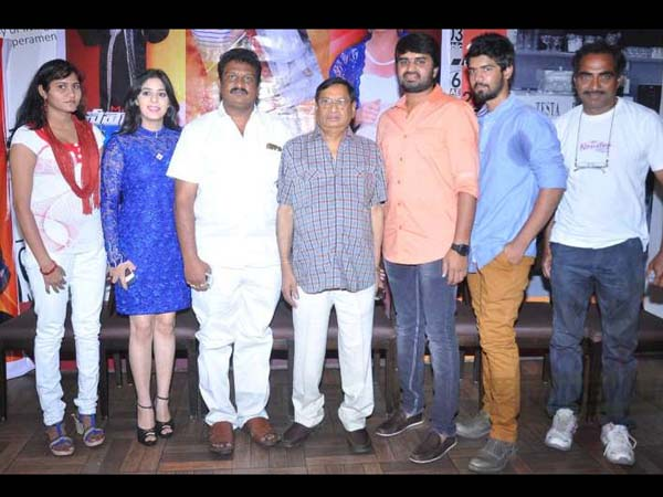 Nawab Basha music launch