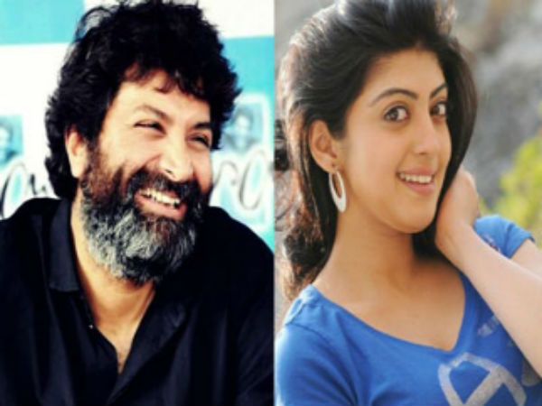 Trivikram loses cool; Pranitha walks out