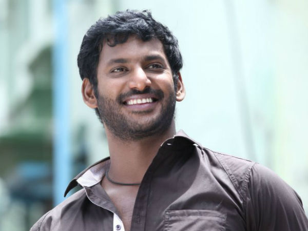 Vishal fights against piracy for Kaththi and Poojai