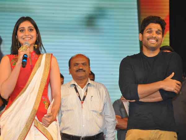 Regina about Allu Arjun's Advice