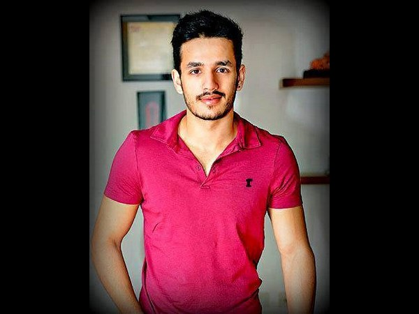 Akkineni Akhil selected 'Mountain Dew'
