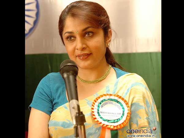 Ramyakrishna Takes huge remuneration