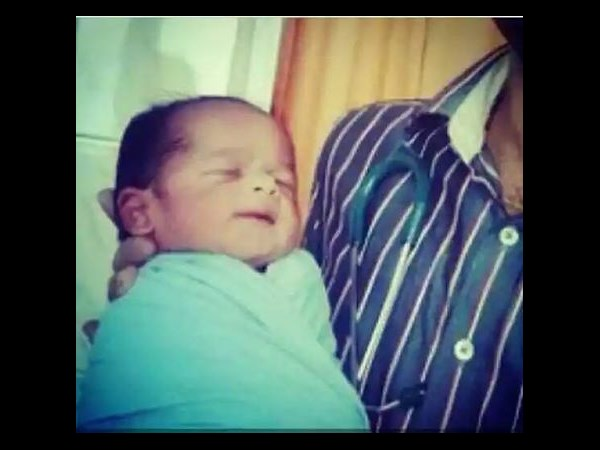 Riteish Deshmukh and Genelia D'Souza named their baby boy