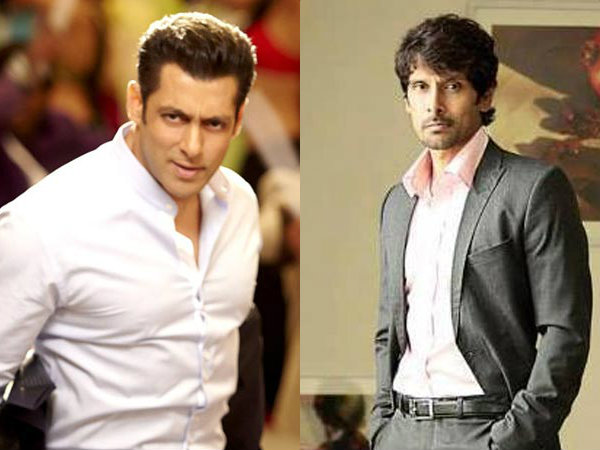 'Big Boss 8': Vikram Shoots Special Episode to Promote 'I' on Salman Khan's Show