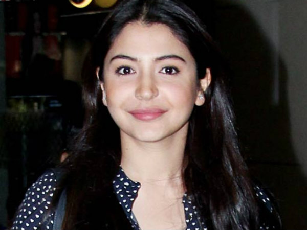 Anushka Sharma Rs. 2 cr deal?