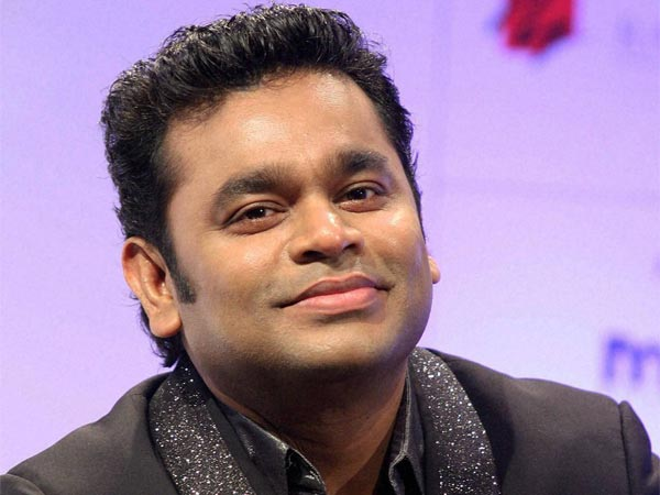 AR Rahman out of Oscar race