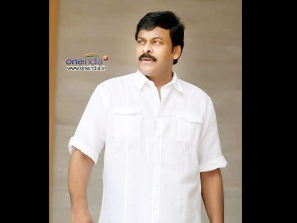 Chiranjeevi promises role in his 150th movie