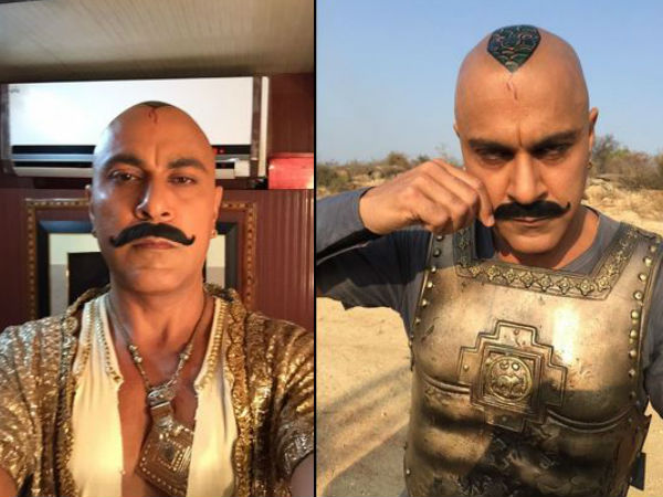 Baba Sehgal Rudrama Devi First Look