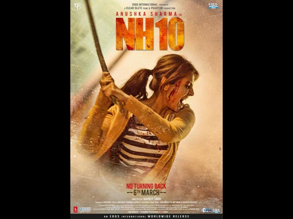 NH10 New Poster: Anushka Sharma In Her Best Action Avatar