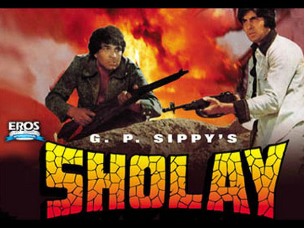 Bollywood's iconic 'Sholay' to release in Pakistan