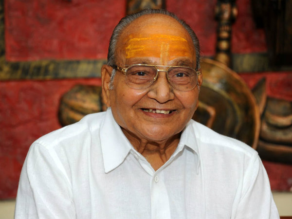 K Vishwanath to be honoured at GAMA Awards