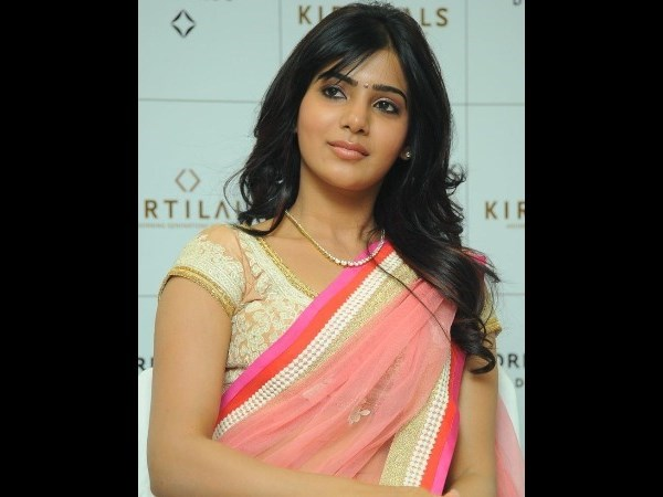 Samantha clarified that she isn't endorsing any Innerwear brand