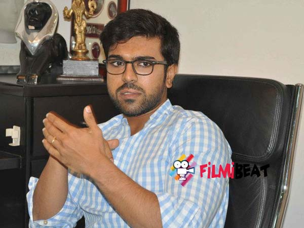 Police did not register FIR on Ram Charan