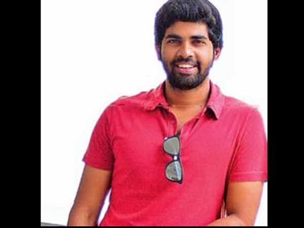 Temper fans show by SS Rajamouli's son