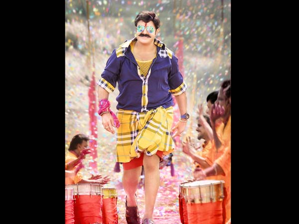 Balakrishna's 99th film gets a title