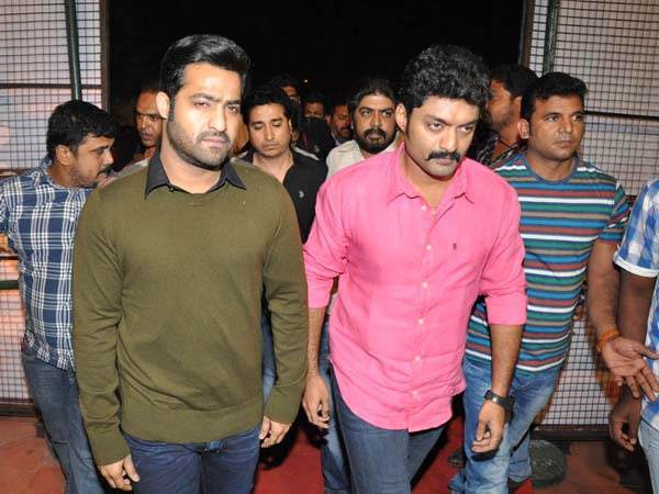 PVP behind nandamuri blockbusters